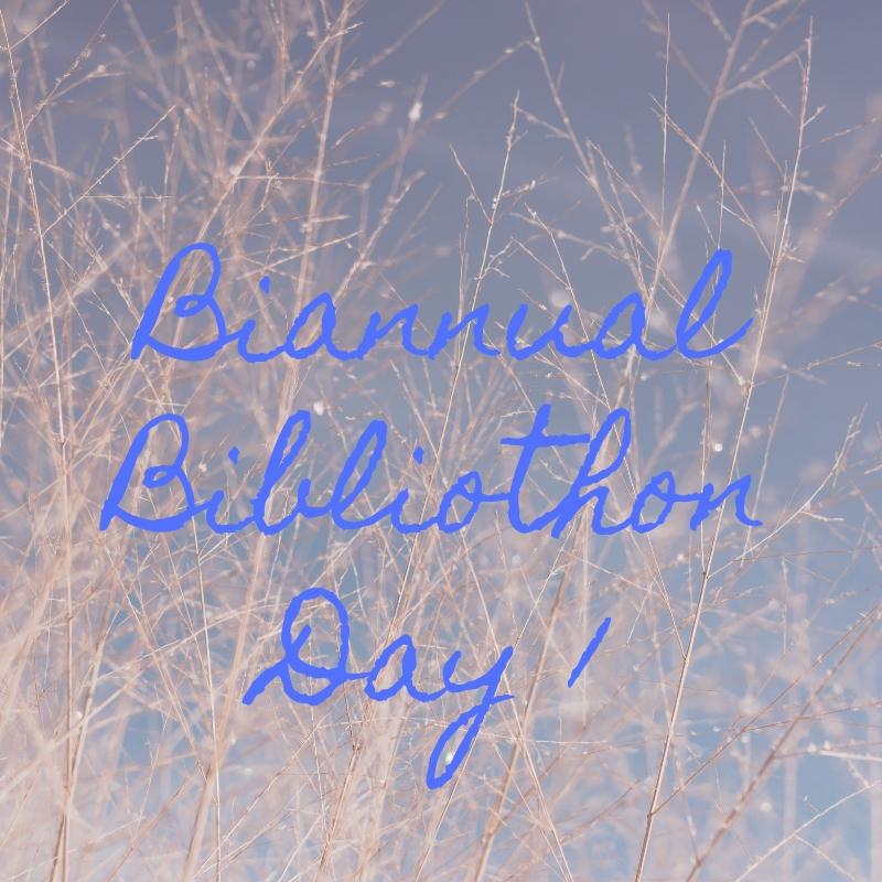 Biannual Bibliothon Day 1
